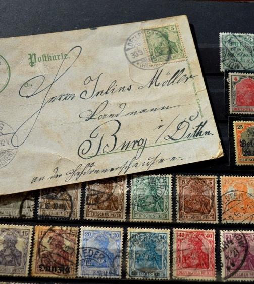 stamp blog