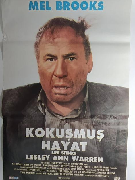 life stinks movie poster