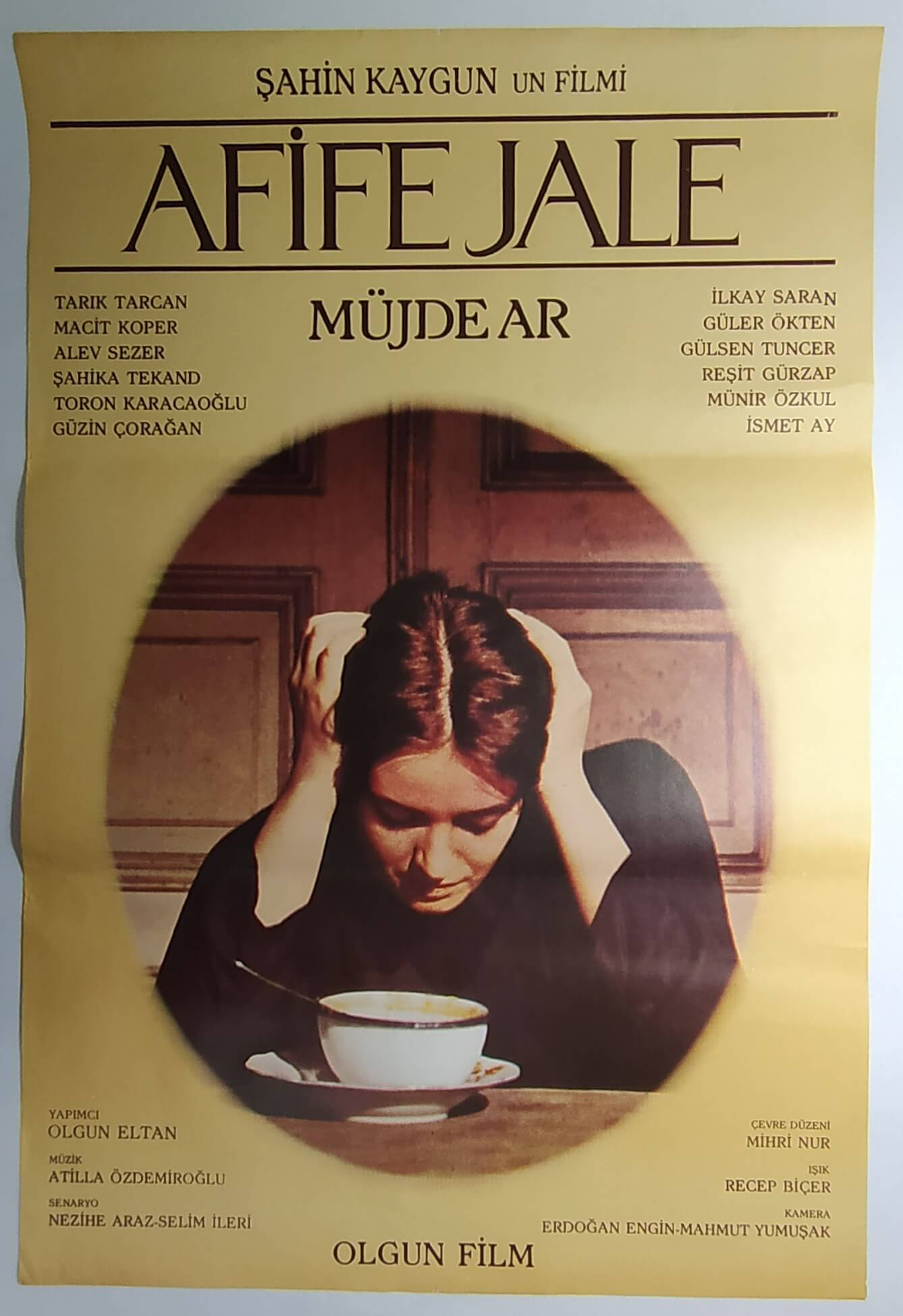 AFIFE JALE movie poster